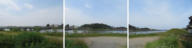 安宅の関跡・安宅城推定地(小松市)