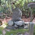 安宅の関跡・安宅城推定地(小松市)与謝野晶子歌碑