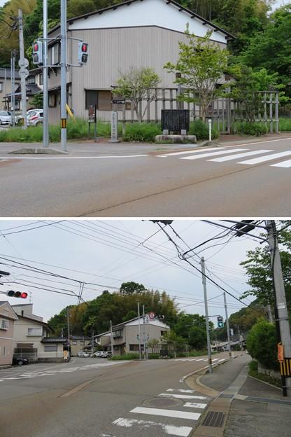 Photos: 大聖寺城・大聖寺藩関所(石川県加賀市)
