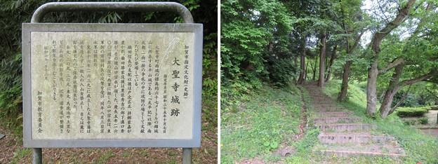 大聖寺城(石川県加賀市)