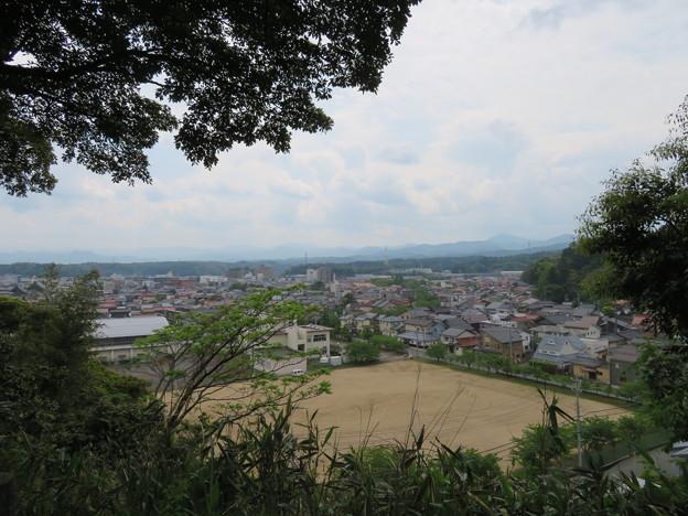 大聖寺城(石川県加賀市)士屋敷跡