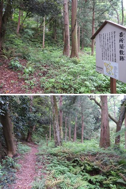 大聖寺城(石川県加賀市)番所屋敷