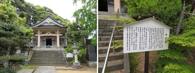 Photos: 本願寺吉崎別院中宗堂(福井県あわら市)
