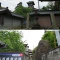 吉崎御坊跡入口(福井県あわら市)
