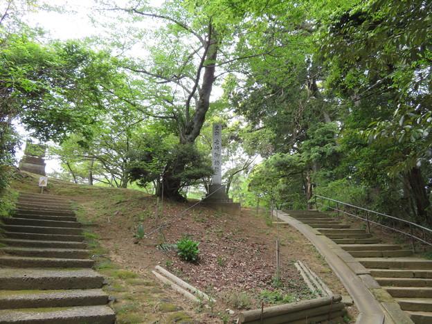 吉崎御坊跡(福井県あわら市)