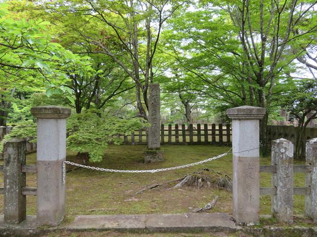 吉崎御坊跡(福井県あわら市)御坊本堂跡