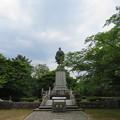 吉崎御坊跡(福井県あわら市)蓮如上人銅像