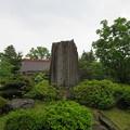 Photos: 称念寺(坂井市丸岡町)新田義貞贈位碑