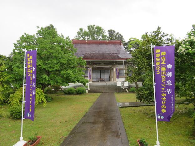 称念寺(坂井市丸岡町)本堂