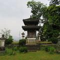 称念寺(坂井市丸岡町)忠霊塔