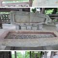 丸岡城(福井県坂井市)牛ヶ島石棺