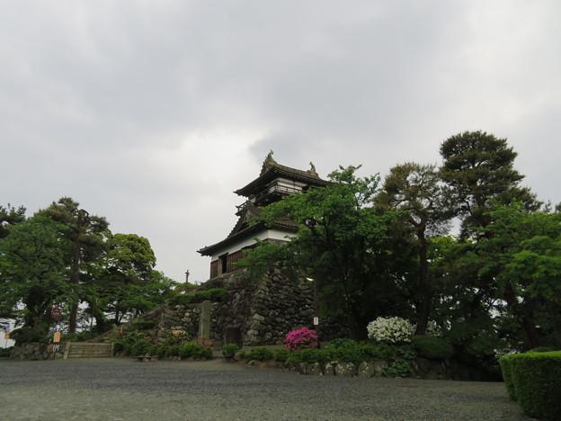 丸岡城(福井県坂井市)天守