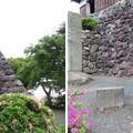 丸岡城(福井県坂井市)一筆啓上碑