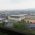 Photos: 丸岡城天守(福井県坂井市)大手門跡