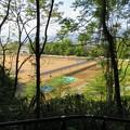 Photos: 大野城(大野市)百間坂・二之丸