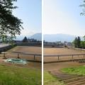Photos: 大野城(大野市)二之丸・三之丸