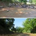 Photos: 一乗谷(福井市)朝倉館 湯殿跡庭園