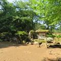 一乗谷(福井市)朝倉館 湯殿跡庭園