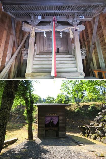 一乗谷 朝倉神社(福井市)