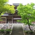 Photos: 永平寺(福井県吉田郡永平寺町)中雀門