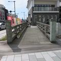 北ノ庄城跡/柴田神社(福井市)九十九橋