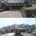 Photos: 北ノ庄城跡/柴田神社(福井市)拝殿・柴田公園