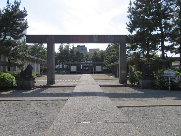 福井城/福井神社(福井市)