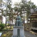 福井城/福井神社(福井市)松平春嶽公像