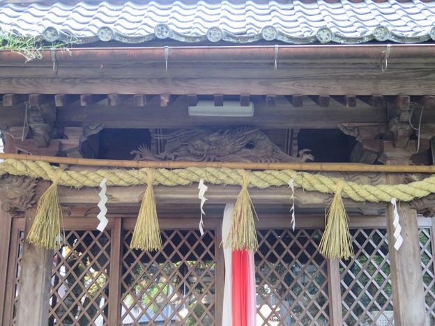 Photos: 劔神社(越前町)天満宮