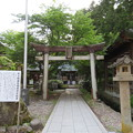 劔神社(越前町)庚申宮