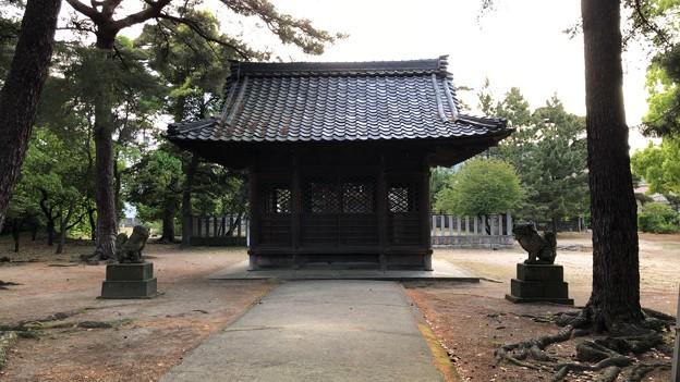 Photos: 松原神社(敦賀市)外拝殿