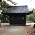 松原神社(敦賀市)外拝殿
