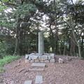 金ヶ崎城(敦賀市)尊良親王御墓所見込地