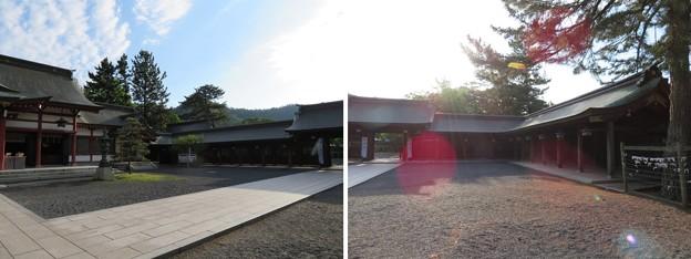 氣比神宮(敦賀市)廻廊
