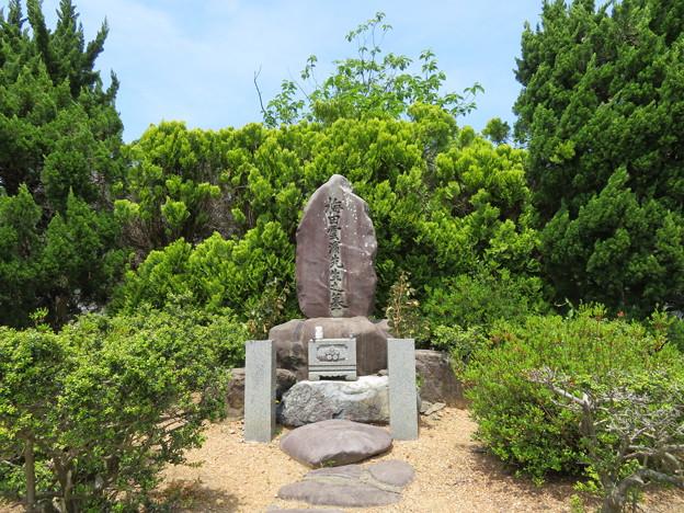 松源寺(小浜市)梅田雲濱之墓