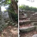 Photos: 小浜城本丸/小浜神社(福井県小浜市城内)天守