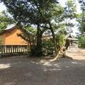 小浜城本丸/小浜神社(福井県小浜市城内)