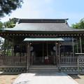 小浜城本丸/小浜神社(福井県小浜市城内)拝殿