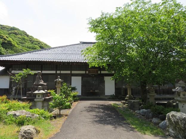 空印寺/若狭武田氏居館跡(小浜市)本堂