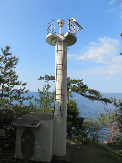 高浜城(高浜町)高浜城山灯台