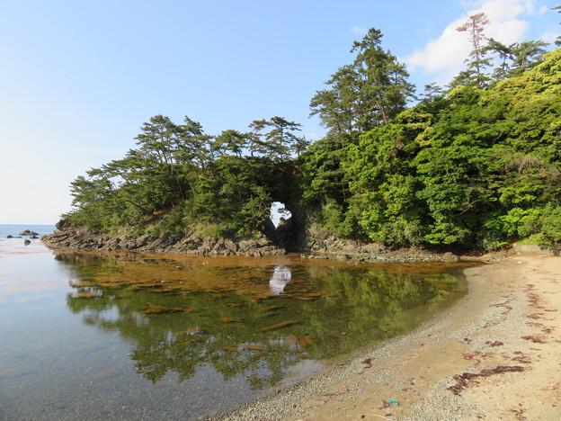 高浜八穴 明鏡洞(高浜町)