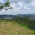 Photos: 黒井城(兵庫県丹波市)二郭
