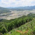 Photos: 黒井城(兵庫県丹波市)左先、龍ヶ鼻砦