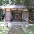 黒井城(兵庫県丹波市)稲荷社
