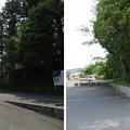 Photos: 園部城(園部陣屋。京都府南丹市)士屋敷跡・内堀跡