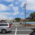 Photos: 葉山マリーナ(葉山町)より鐙摺城