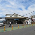 小田急江ノ島線 本鵠沼駅前(藤沢市)
