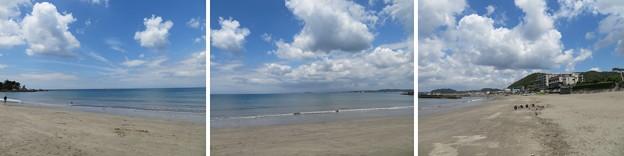 森戸海岸(葉山町)