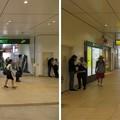 Photos: 茅ヶ崎駅改札~南口コンコース(茅ヶ崎市)