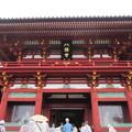 Photos: 11.06.20.鶴岡八幡宮(鎌倉市)随神門